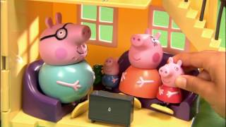 Download Smyths Toys - Peppa Pig's Deluxe Playhouse Video