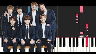 Download Bts - Serendipity (Piano Tutorial) Video