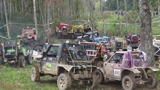 Download Off-Road vehicles in mud race , Antsumae 2016 Video