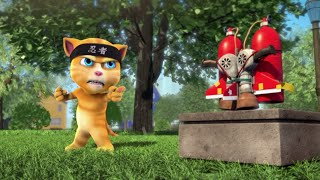 Download Talking Tom and Friends - Jetpack Ninja (Season 1 Episode 33) Video