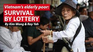 Download Survival By Lottery   Vietnam's Elderly Poor   CNA Insider Video