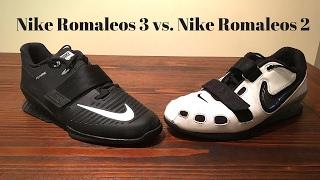 Nike Romaleos 3 vs Nike Romaleos 2. Robbie Hyde 14,716. Download Reebok  Legacy Lifters ...