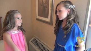 Download Dance Moms Stars share exclusively with Sally: What's in my Dance Bag and on my Phone Video