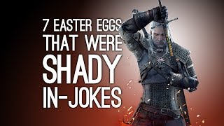 Download 7 Funny Easter Eggs That Were Shady In-Jokes Video
