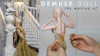 Download The making of DeMuse Merinda Doll Video