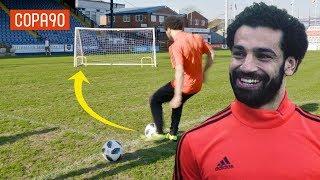 Download Mo Salah Finishing Masterclass! | How To Train Like A Pro Video