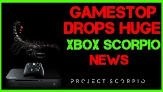 Download Gamestop Impressed With Xbox Scorpio's Power & Games! Drop A Ton Of Info About The Console! Video