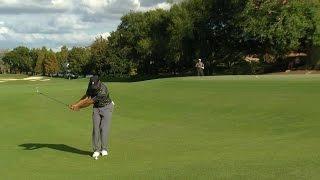 Download Tiger Woods bogeys No. 13 at Hero World Challenge Video