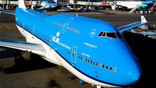 Download KLM ECONOMY CLASS |HONG KONG - AMSTERDAM | BOEING 747-400 Video