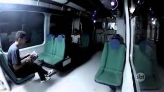 Download La Peor Broma En El Metro subterráneo de Brasil.. Niña fantasma atemoriza A los pasajeros 💯👍🏻 Video