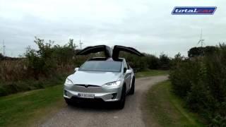 Download Totalcar - Tesla Model X Video