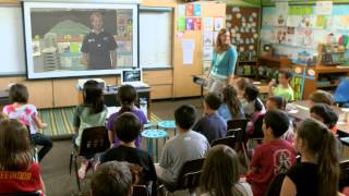 Download Skype in the Classroom brings together classes in New Zealand and California Video