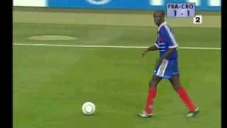 Download France Croatie 1998 Les deux buts de Lilian Thuram Video