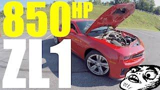 Download 850HP CAMARO ZL1 WALKAROUND!!! (Full Mod List) Video