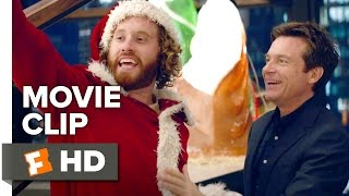 Download Office Christmas Party Movie CLIP - Stair Sledding (2016) - T.J. Miller Movie Video