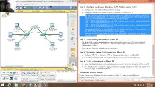 Download 6.2.2.4 - 3.2.2.4 Packet Tracer - Configuring Trunks Video