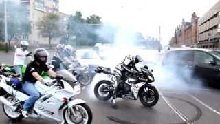 Download Motocyklowa Eskorta Ślubna 2012 Łódź Video