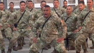 Download Deadliest Warriors In The World: Royal Tongan Marines Battle Cry - Sipi Tau (Kailao) Video