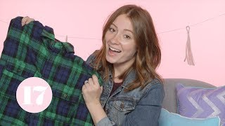 Download How to Wear A Flannel Shirt | Style Lab Video
