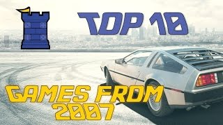 Download Top 10 Games from 2007 Video