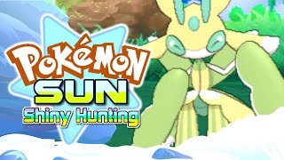 Download Pokemon Sun and Moon Shiny Quest - SHINY FOMANTIS + SHINY LURANTIS! (Pokemon Sun and Moon Shiny) #1 Video