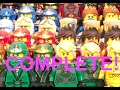 LEGO Ninjago COMPLETE Ninja Suit Collection!