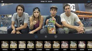 Download Sean Malto, Leticia Bufoni, Mikey Taylor & Alex Midler - Gram Yo Selfie Video