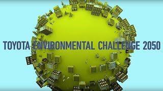 Download Toyota Environmental Challenge 2050 Video