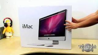Download New May 2011 Quad-Core iMac Unboxing & Setup! Video