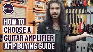 Download How To Choose a Guitar Amplifier - Electric Guitar Amp Buying Guide! Video