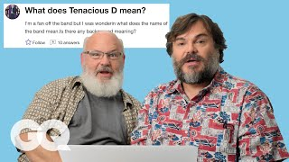 Download Tenacious D Goes Undercover on Reddit, YouTube and Twitter | GQ Video