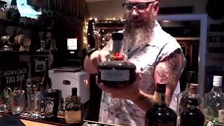 Download How To Make A Royal Hawaiian Surf Room Mai Tai by Trader Vic Video
