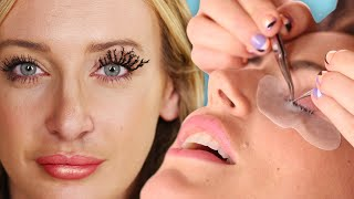Download We Tried The Weirdest Lash Trends Video