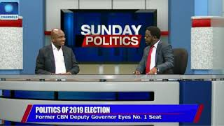 Download Presidential Aspirant, Prof Kingsley Moghalu on Channels TV! View! Subscribe! Share! Like! Video