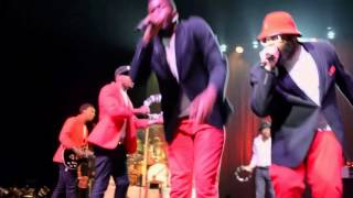 Download Anthony Hamilton and The Hamiltones Live in Albany, GA - Souly Ghost Video