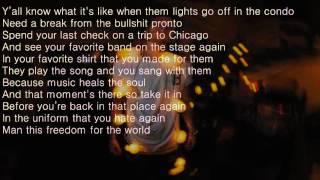 Download Machine Gun Kelly - Everyday. [Lyrics] Video