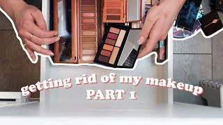 Download entire makeup collection declutter ✌🏼 part 1 Video