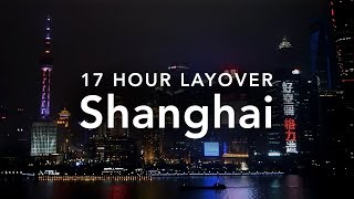Download 17 Hour Layover in Shanghai | My Experience & Tips Video