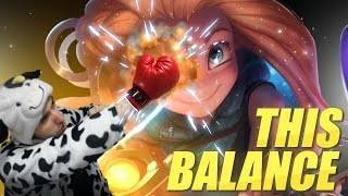 Download LOOK AT ALL THAT BALANCE - Cowsep Video