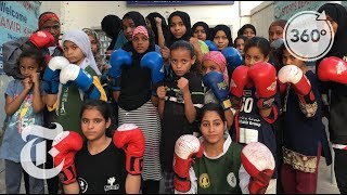 Download Punch With Pakistani Girls at a Karachi Boxing Club | The Daily 360 | The New York Times Video