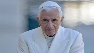 Download Diarmaid MacCulloch on the Catholic church after Pope Benedict XVI resigns Video