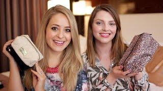 Download What's in My Travel Makeup Bag with Estée! | Fleur De Force Video