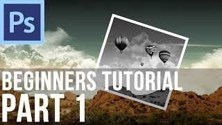 Download Adobe Photoshop CS6 Tutorial for Beginners (Part 1) Video