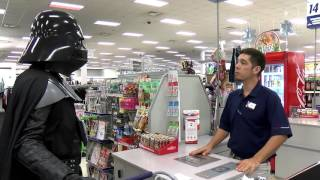 Download Darth Vader Goes Shopping Video