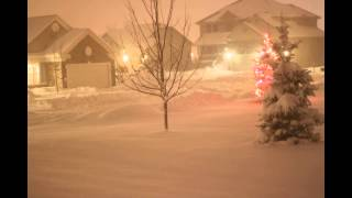 Download December 9th Snow Storm Time Lapse Video