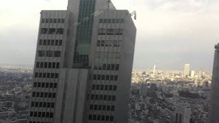 Download Buildings Swaying 9.1 Earthquake - Scary Footage Video