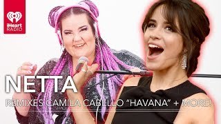 Download Camila Cabello ″Havana″ + More Remixed By Netta! | iHeartRadio Party Wheel Video