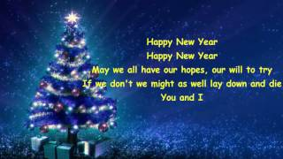 Download ABBA – Happy New Year (videolyrics) Video