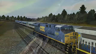 Trainz 2006 Amtrak On The Mojave Sub Free Download Video MP4 3GP M4A