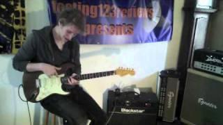 Download Blackstar HT-40 Club 1x12 Demo by Josh Wibaut Part 1 Video